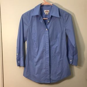 Long Sleeved Professional Button Up